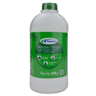 ADESIVO P/TUBOS E CONEXÕES DE PVC 850G - AMANCO
