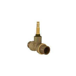 Base registro de pressão mvs para PVC 25MM 3/4'' - 4416.202 DECA