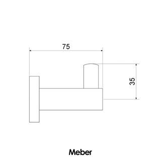 Cabide 2040 Athena Meber