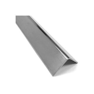 Cantoneira p/ piso/azulejo alumínio ''L'' 1/2'' 3 metros - ALUMARK