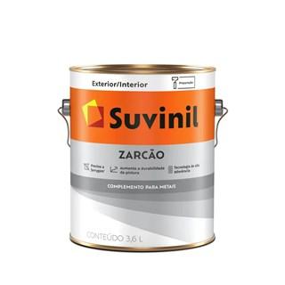 Fundo protetor antioxidante para metais Zarcão 3,6 litros Suvinil