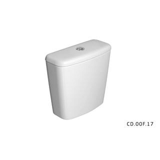 Kit Completo Bacia Com Caixa Acoplada Aspen KP.750.17 Deca
