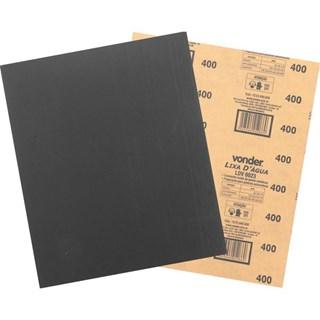 Lixa d'água LDV 0023 grão 600 - VONDER
