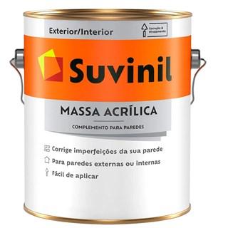 Massa Acrílica 3,6L Suvinil
