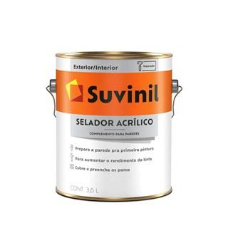 Selador Acrílico 3,6L Suvinil