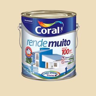 Tinta Acrílica Rende Muito Márfim 3,6 Litros
