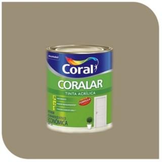 TINTA CORALAR ACRÍLICO FOSCO CONCRETO 3,6 L - CORAL