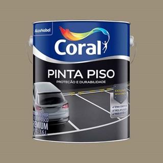 TINTA PINTA PISO FOSCO CONCRETO 3,6L CORAL