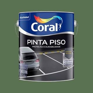 TINTA PINTA PISO FOSCO VERDE 3,6L CORAL