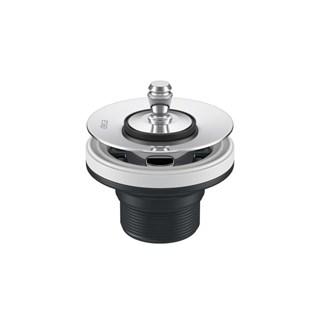 Válvula de escoamento para lavatório cuba e bidê - 1602.C DECA