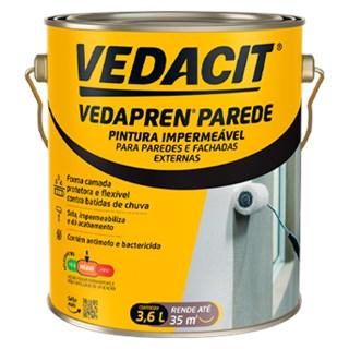 VEDAPREN PAREDE BRANCO 3,6L - VEDACIT